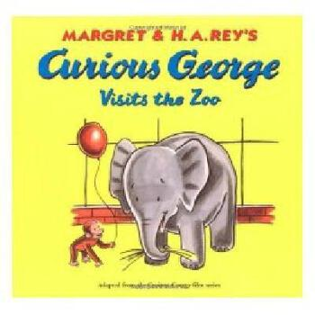 avzoo_curious george visits the zoo