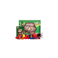 魔术道具套装儿童玩具大礼盒震撼舞台表演初学者扑克 月光宝盒100种 精美礼盒+教学教程+手提袋
