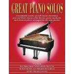 【预订】Great Piano Solos: The Red Book: A Wonderful Variety