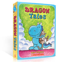 恐龙传奇(5本书配CD) Dragon Tales Box Set (5 books + Audio CD) 英文原版