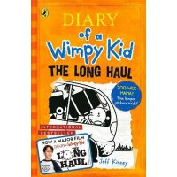 The Long Haul (Diary of a Wimpy Kid book 9) 小屁孩日记9:坏运气【英文原版