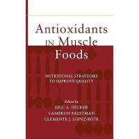 【预订】Antioxidants In Muscle Foods: Nutritional Strategies