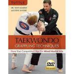 【预订】Taekwondo Grappling Techniques: Hone Your
