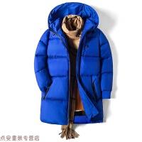 冬季男童棉衣冬装2018新款韩版童装加厚棉袄外套中长款中大儿童潮秋冬新款