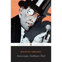 【预订】Arsene Lupin, Gentleman-Thief