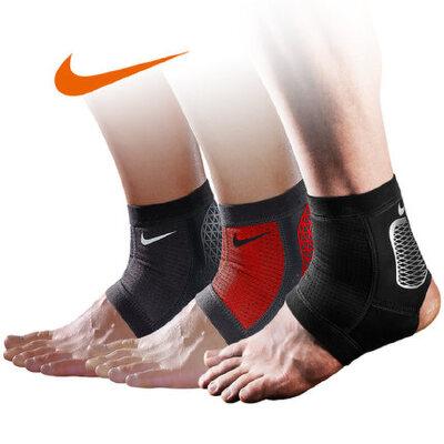 NIKE 耐克 NPC踝部男女 护踝 护套 轻透气运动防护脚踝 足球篮球护踝扭伤防护护具 防护 能量印纹 透气舒适