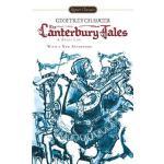 【预订】The Canterbury Tales A Selection