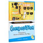 【中商原版】【新加坡英语教材】Targeting English Composition Book 6 目标英语作文6