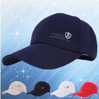 夏天户外运动帽太阳帽 潮鸭舌帽 男 男士棒球帽子
