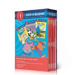 顺丰发货 英文原版点读版 Step into Reading Step 1 Set 1 兰登分级阅读一阶一辑 点读版