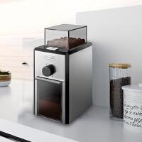 Delonghi/德龙 KG89家用电动不锈钢咖啡豆研磨机磨豆机 调节研磨粗细 双盘研磨