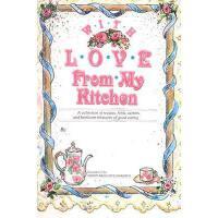 【预订】With Love from My Kitchen: Victorian