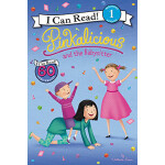 顺丰发货 I Can Read Level 1 Pinkalicious and the Babysitter 粉红控
