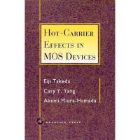 【预订】Hot-Carrier Effects in Mos Devices
