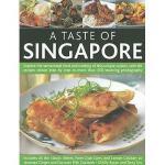 【预订】A Taste of Singapore: Explore the Sensational Food