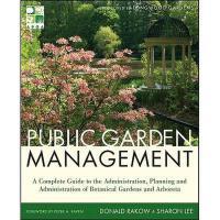 【预订】Public Garden Management