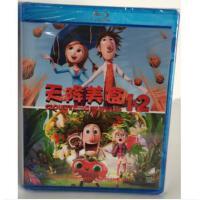 正版现货包发票高清蓝光dvd碟片电影 天降美食1+2 BD50喜剧电影碟含花絮