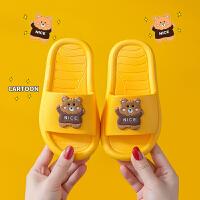儿童拖鞋 男女童浴室拖鞋夏季女童宝宝可爱公主洗澡中大童婴幼儿小孩凉拖沙滩鞋