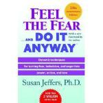 【预订】Feel the Fear . . . and Do It Anyway