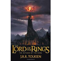 【现货】英文原版The Return of the King: The Lord of the Rings, Part