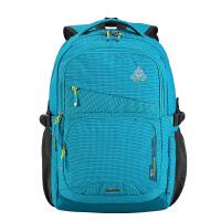 [2件5折 1件6折]卡拉羊简约多功能休闲大容量男女旅行笔记本电脑背包双肩包CX5859