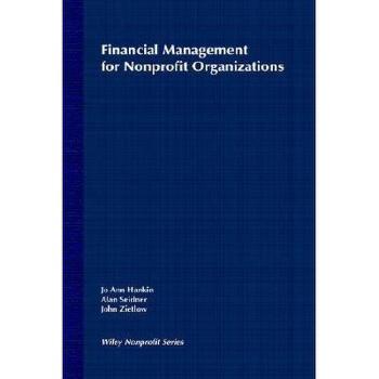 【预订】Financial Management For Nonprofit Organizations 美国库房发货,通常付款后3-5周到货!
