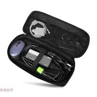 新款207新品笔记本电脑电源鼠标线收纳包袋配件多功能便携充电器线包