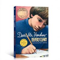 亲爱的汉修先生英文原版 Dear Mr. Henshaw 纽伯瑞文学奖金奖作品 儿童文学小说 Beverly Clea
