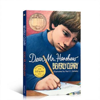 亲爱的汉修先生英文原版 Dear Mr. Henshaw 纽伯瑞文学奖金奖作品 儿童文学小说 Beverly Cleary 平装 学习写作