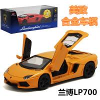 1:32兰博基尼合金汽车模型原厂仿真金车模属型摆件