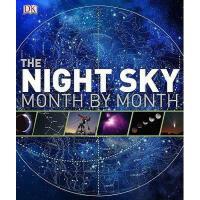 【预订】The Night Sky Month by Month