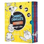 【中商原版】丹尼丁格尔奇妙的发现旅程 3册盒装 英文原版 Danny Dingle's Fantastic Finds