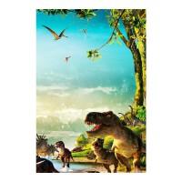 1000片木质拼图500儿童恐龙卡通动物早教玩具小朋友生日礼物抖音