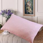 水星家纺单人一只装舒适成人睡眠枕芯正品家用学生枕头芙丽针织枕