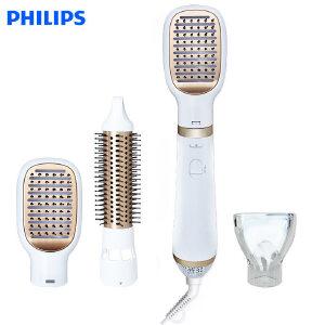 飞利浦卷发器HP8663多功能美发直发恒温养护美发造型器 多种功能造型