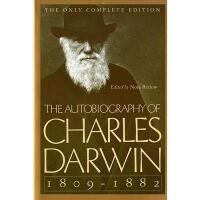 【预订】The Autobiography of Charles Darwin: 1809-1882