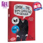 【中商原版】西蒙与智人的议程 爱你,西蒙 英文原版 Simon vs. the Homo Sapiens Agenda