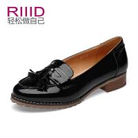RIIID女鞋 流苏单鞋