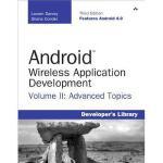 【预订】Android Wireless Application Development Volume II:
