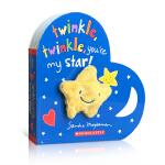 英文原版进口绘本Twinkle, Twinkle, You're My Star! 一闪一闪,你是我的星星 儿童启蒙异