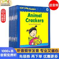 英文原版 First Little Readers B 学乐小读者系列B套共25册 分级阅读#
