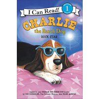 Charlie the Ranch Dog: Rock Star(I Can Read Level 1)牧羊犬查理:摇