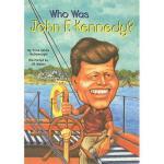 【预订】Who Was John F. Kennedy?