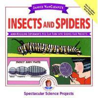 【预订】Janice Vancleave'S Insects And Spiders: