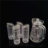 大悲咒水晶杯六字真言养生耐热玻璃家用大悲咒水壶