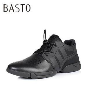 BASTO/百思图男休闲鞋BGN06CM6