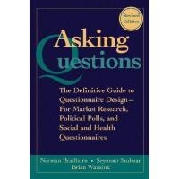 【预订】Asking Questions: The Definitive Guide To
