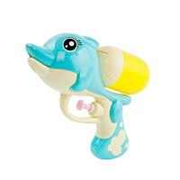 儿童玩具水枪宝宝喷水枪夏天沙滩男女孩漂流戏水洗澡玩具海豚水枪儿童礼物