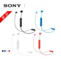 包邮支持礼品卡 热巴代言 Sony/索尼 WI-C300 无线 蓝牙 立体声 入耳式 耳机 手机 线控