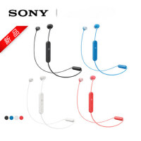 包邮 热巴代言 Sony/索尼 WI-C300 无线 蓝牙 立体声 入耳式 耳机 手机 线控